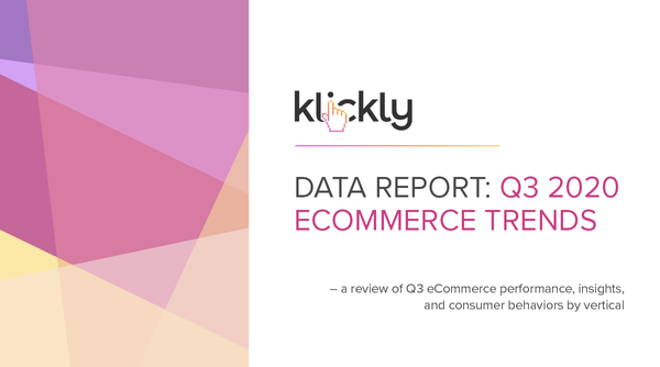 KLICKLY'S Q3 DATA REPORT ECOMMERCE TRENDS
